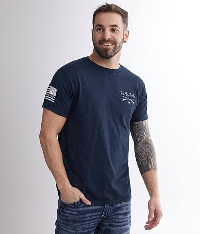 Howitzer Pledge Flag T-Shirt