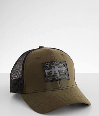 Howitzer Shall Not Be Infringed Trucker Hat