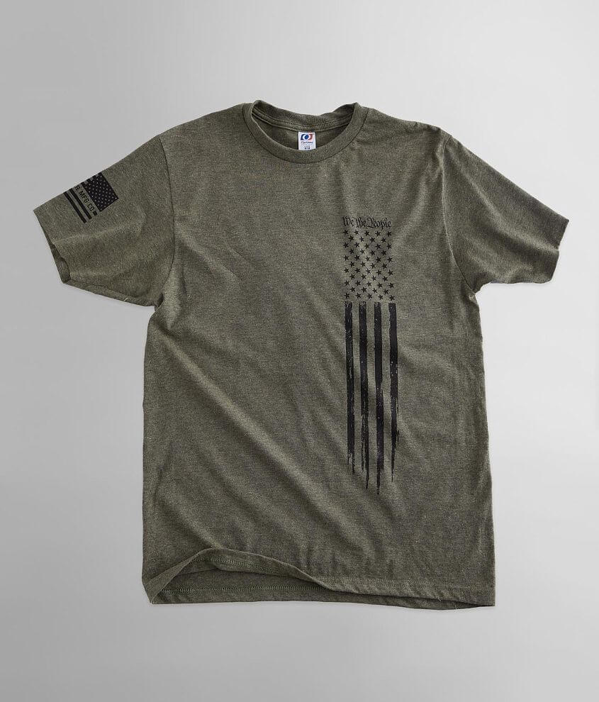 Howitzer We The People T-Shirt front view