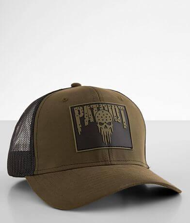 Howitzer Patriot Smash Trucker Hat