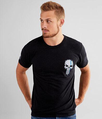 Howitzer Brave Blue T-Shirt