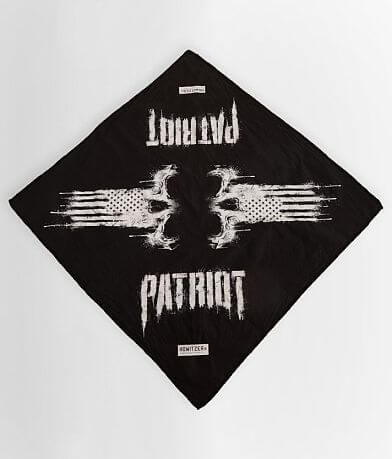 Howitzer Patriot Smash Bandana