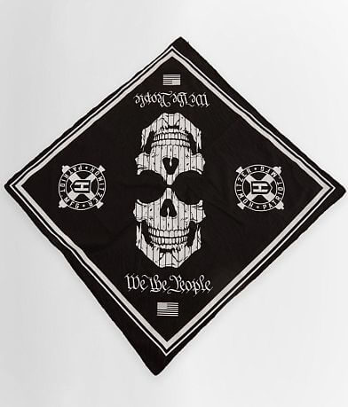 Howitzer Skull Supply Bandana