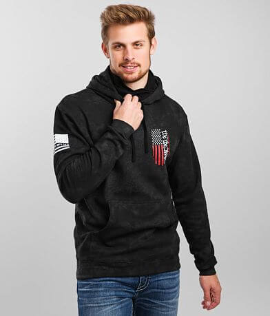 Howitzer We The People Hooded Sweatshirt
