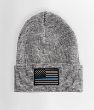 Howitzer Protect Blue Beanie