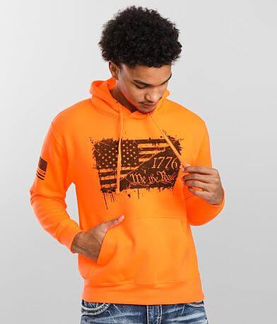Howitzer People & Liberty Hooded Sweatshirt