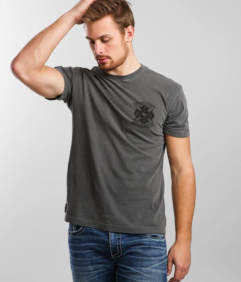Howitzer Fire Crest T-Shirt front view