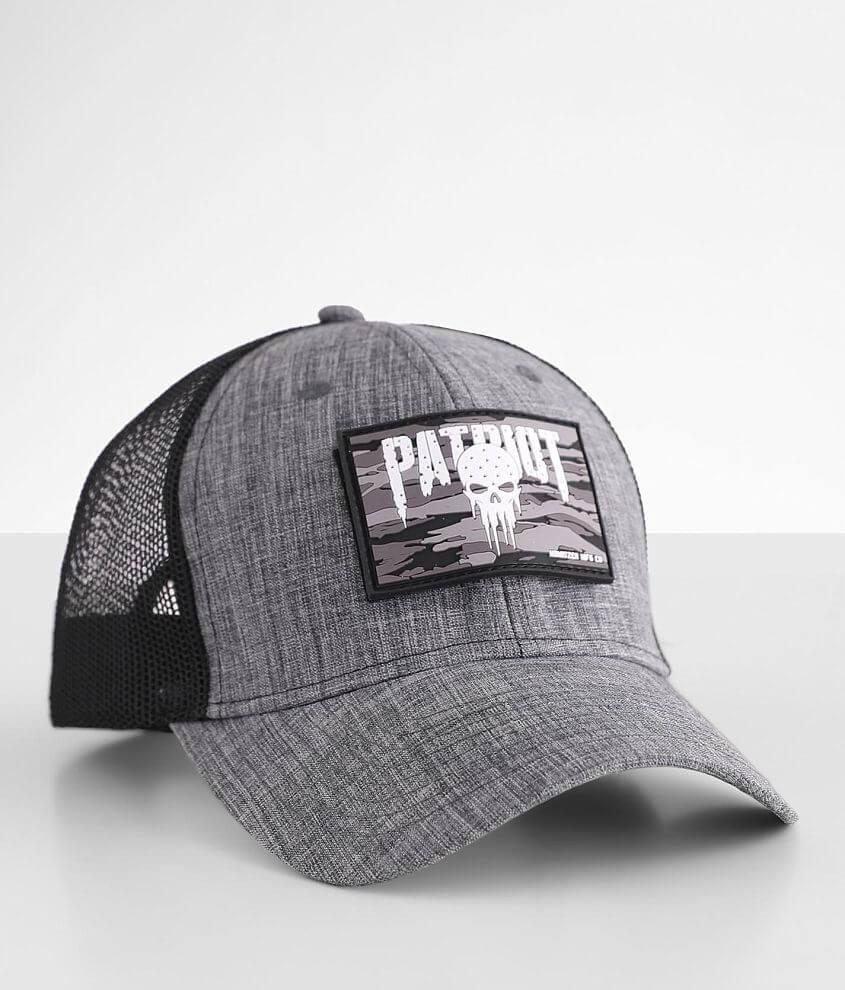 Howitzer Patriot Morale Trucker Hat front view