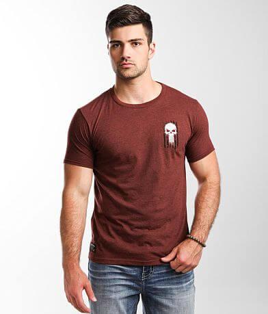 Howitzer Skull Freedom T-Shirt