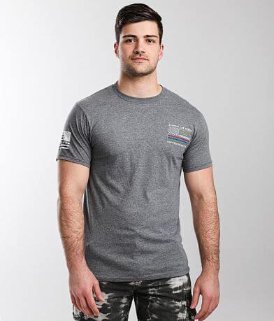 Howitzer Respect Flag T-Shirt