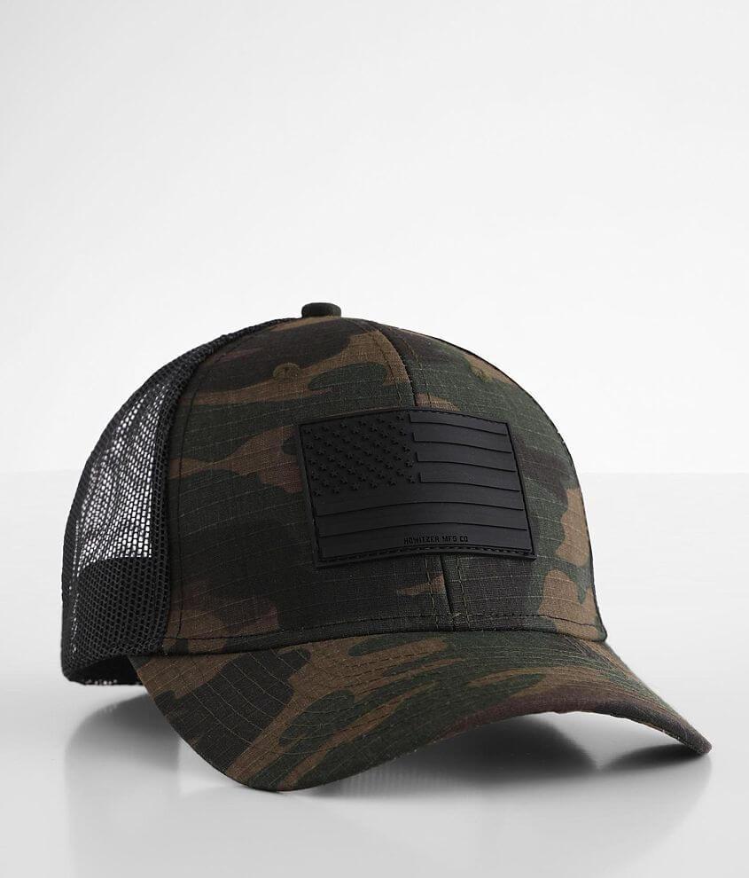 Howitzer American Proud Trucker Hat front view