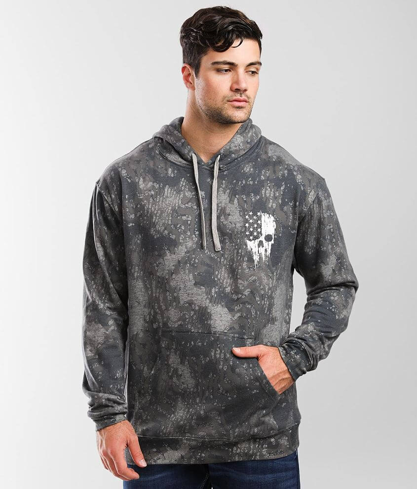 Howitzer Liberty Forged Hooded Sweatshirt front view