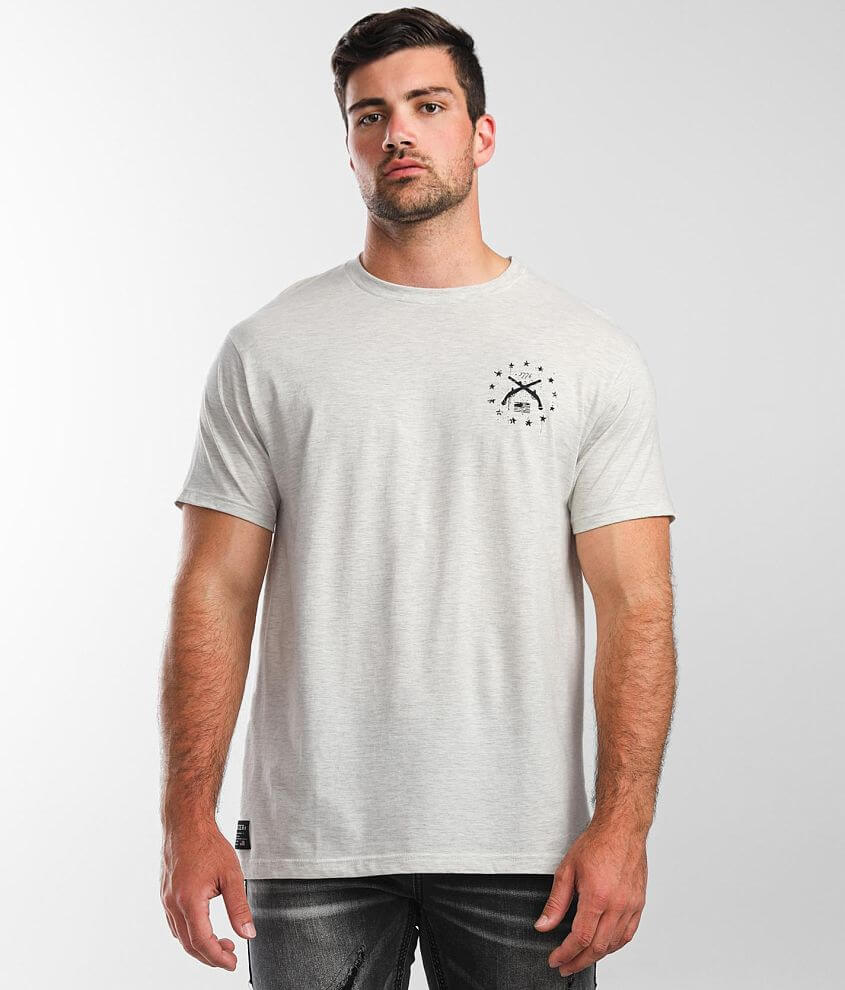 Howitzer Red White & Blue T-Shirt front view