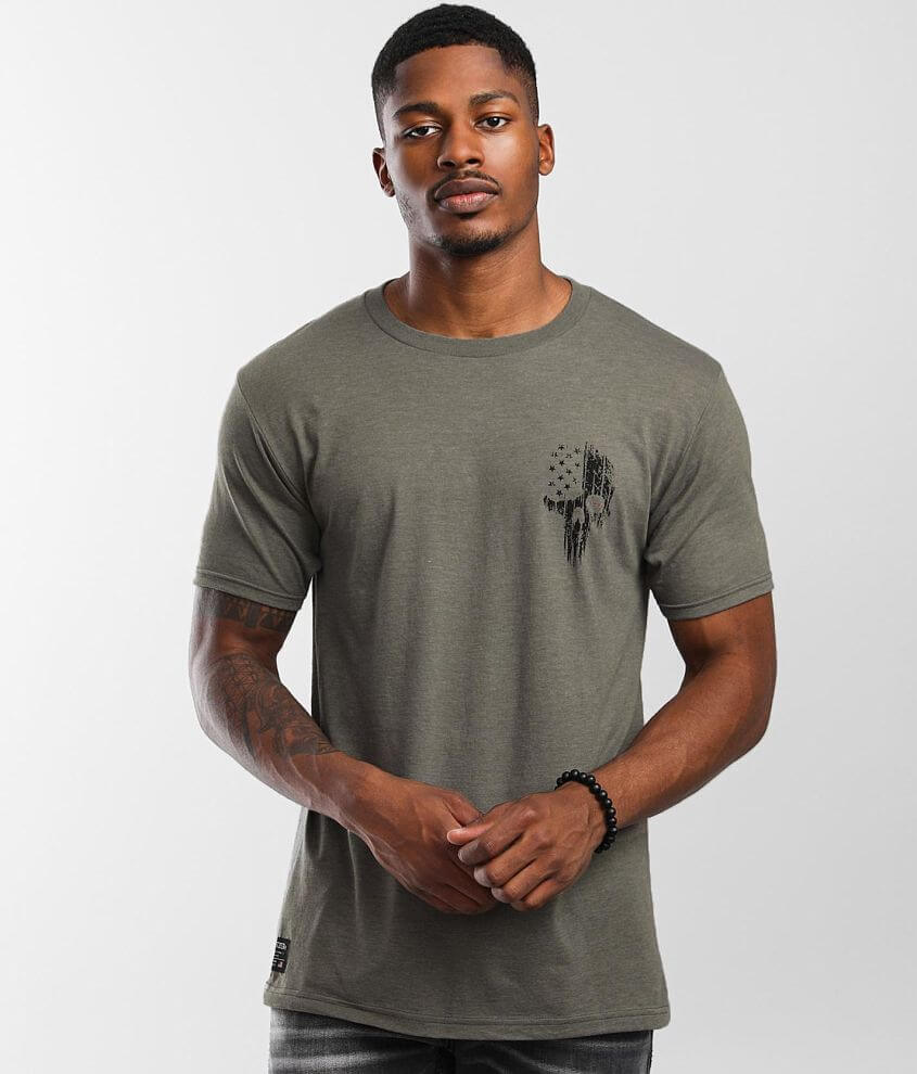 Howitzer Liberty Or Death T-Shirt front view