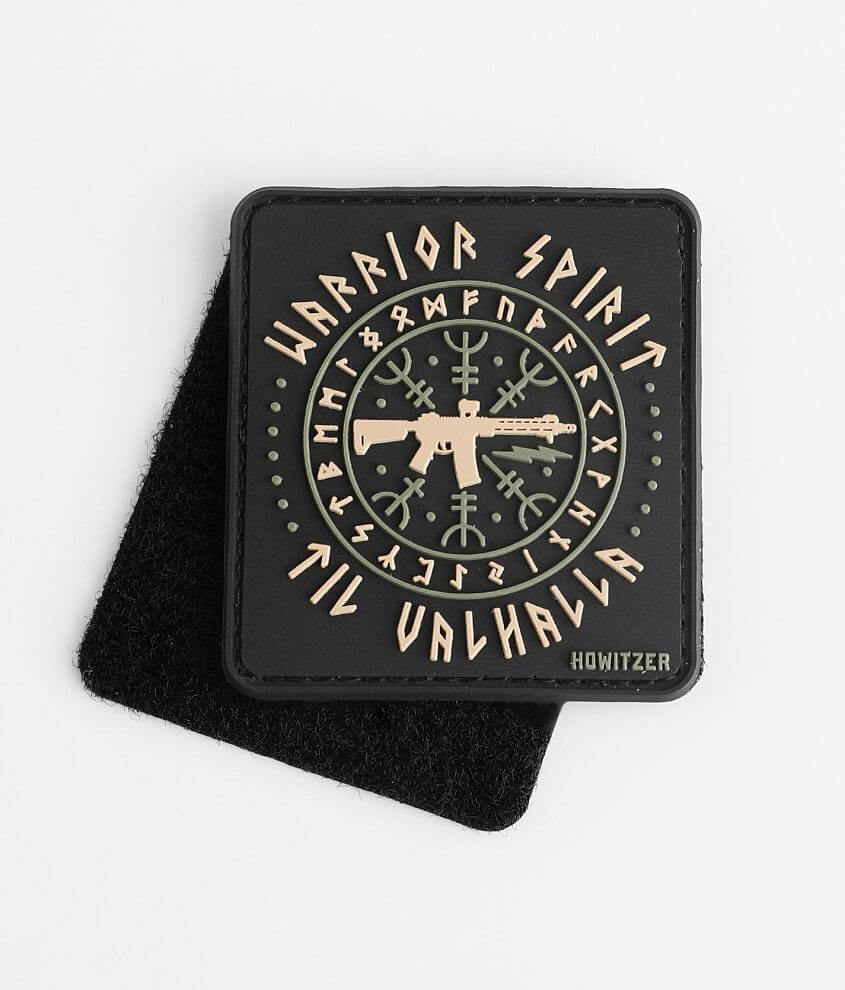 Howitzer Valhalla Morale Patch front view