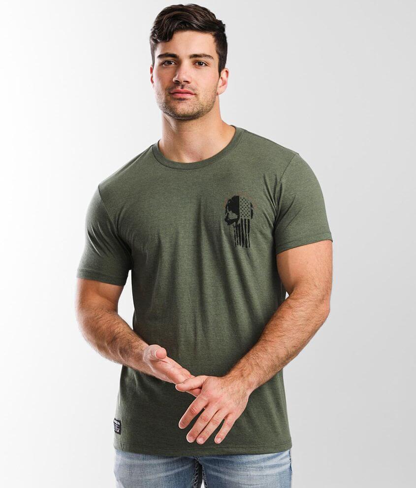 Howitzer Alpha Patriot T-Shirt front view
