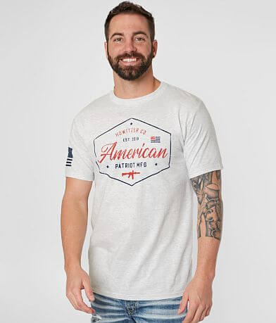 Howitzer American Badge T-Shirt
