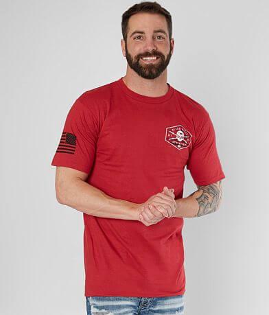 Howitzer Lift Heavy T-Shirt