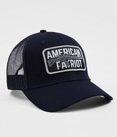 Howitzer American Patriot Trucker Hat