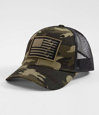 Howitzer Forged In Freedom Trucker Hat