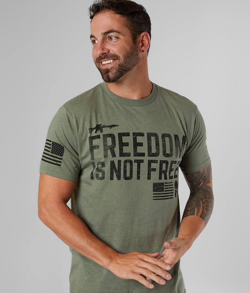 Howitzer Not Free T-Shirt front view