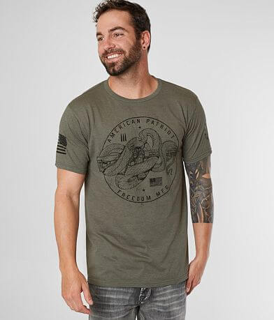 Howitzer Freedom MFG American Patriot T-Shirt