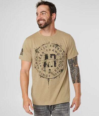 Howitzer AR Stamp T-Shirt