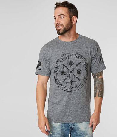 Howitzer Rise Above Hardship T-Shirt