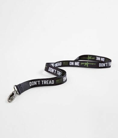 Howitzer Don't Tread On Me Lanyard