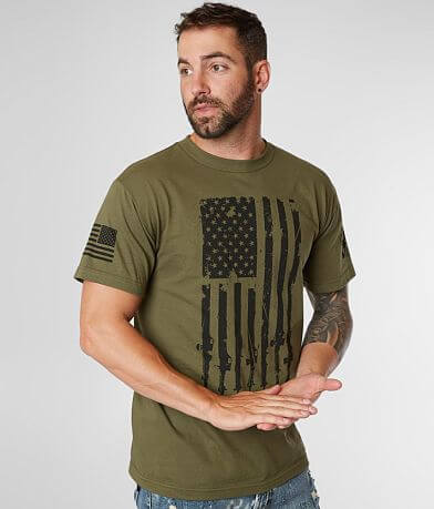 Howitzer Freedom Flag T-Shirt