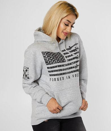 Howitzer Forged In Freedom Hooded Sweatshirt