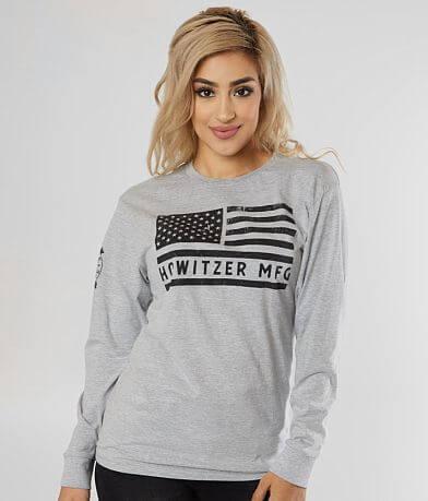 Howitzer Bold Flag T-Shirt