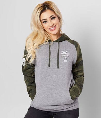 Howitzer Arms Camo Hooded Sweatshirt