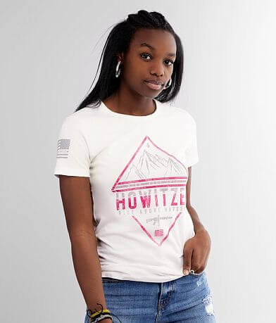 Howitzer Rise Above Mountains T-Shirt
