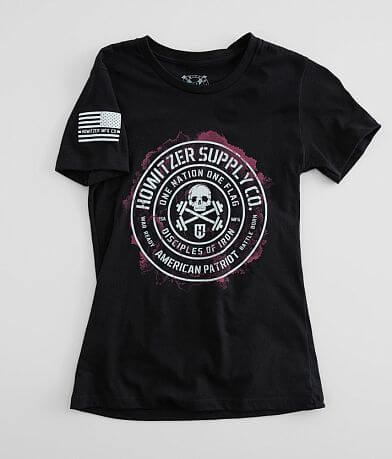 Howitzer One Flag T-Shirt