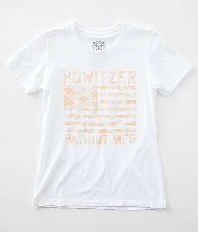Howitzer Camo Stamp T-Shirt