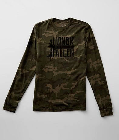 Howitzer Honor Camo T-Shirt