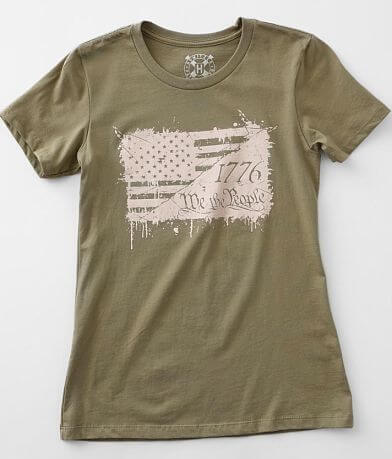 Howitzer People & Liberty T-Shirt