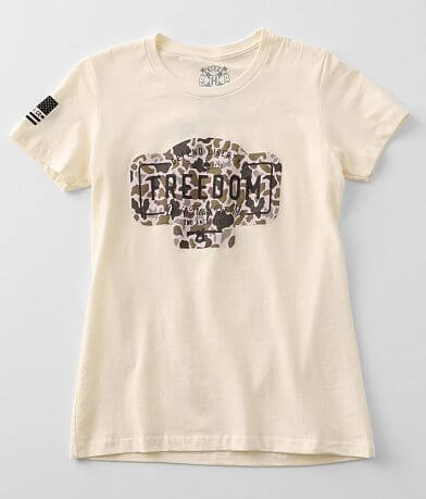 Howitzer Freedom Stamp T-Shirt