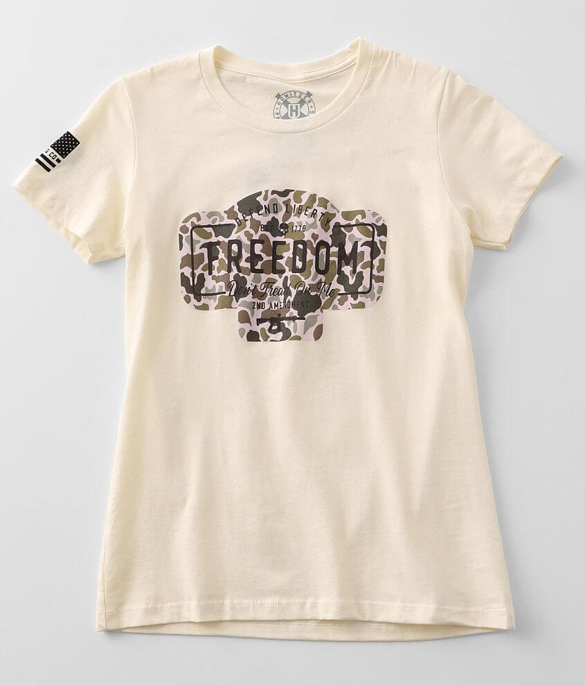 Howitzer Freedom Stamp T-Shirt front view