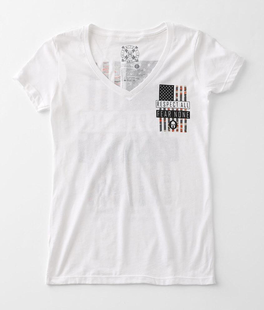Howitzer Respect Supply T-Shirt front view