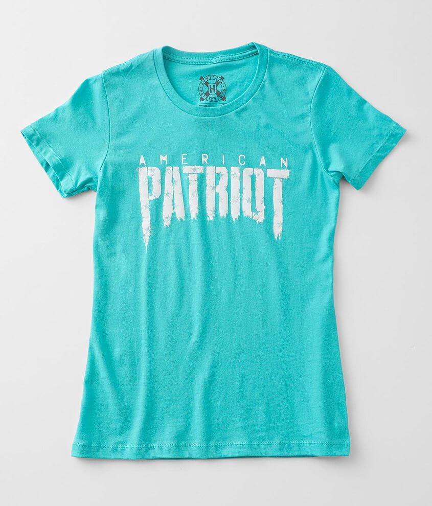 Howitzer Bold Patriot T-Shirt front view