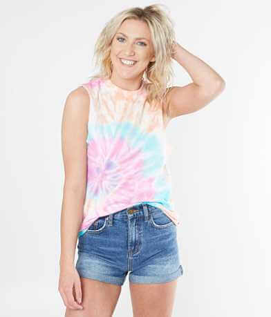 The Dye House Aspen Sleeveless T-Shirt