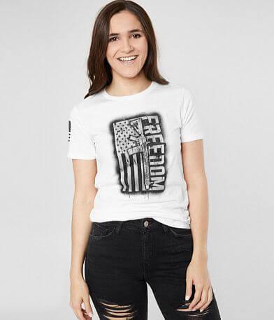 Howitzer Freedom Flag T-Shirt