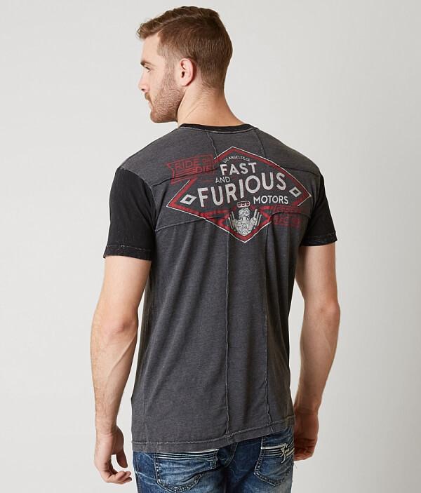 Furious Fast T Performance High amp; Shirt RWwHYpH5Aq