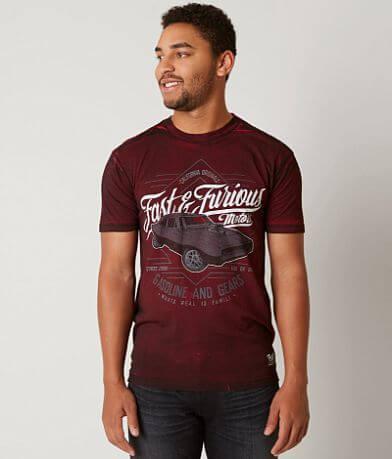 Affliction Fast & Furious Fender Bender T-Shirt