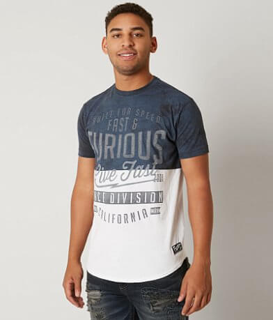 Fast & Furious Race Division T-Shirt
