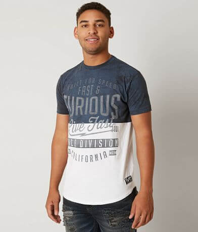 Affliction Fast & Furious Race Division T-Shirt