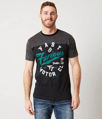Affliction Fast & Furious Built For Speed T-Shirt