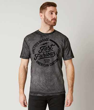 Fast & Furious Garage Reversible T-Shirt
